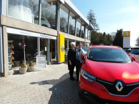 Danmarks ældste Renault forretning fylder 60 år