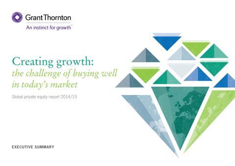 Ny rapport: 175 ledande Private Equity-bolags syn på förvärv