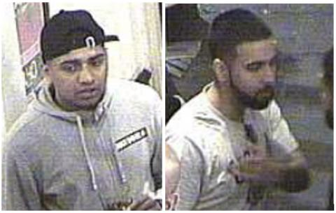 Appeal to identify two men after man assaulted in Ealing