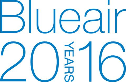 Blueair Celebrates 20 Years of Air Purification In 2016