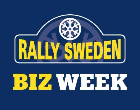 Rally Sweden Biz Week 8-14 februari 2016