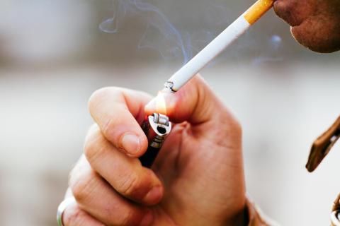 4 tips för dig som vill sluta röka utan att gå upp i vikt