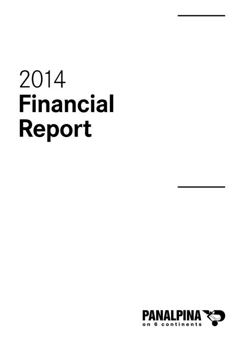 Full-Year Results 2014 – Consolidated Financial Statements