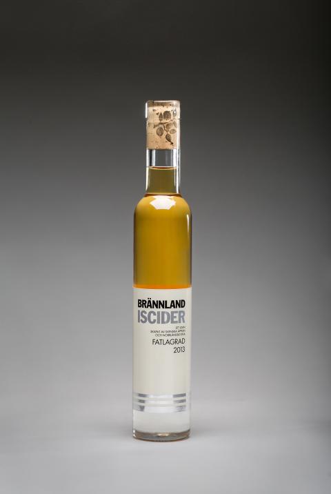 Brännland Cider releases Brännland Iscider Barrique 2014