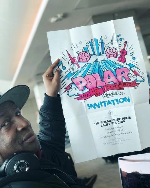Inbjudan Polar Music Prize 2019