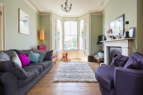 Property of the week: Hackney, Sales: Stunning Victorian home in East London.
