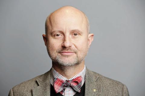 Stefan Olsson (M), regionråd, regionstyrelsens ordförande, Region Uppsala