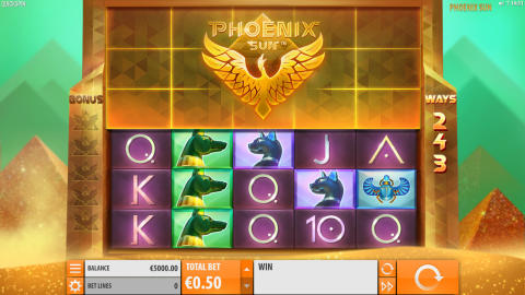 Rise to the top with Phoenix Sun!
