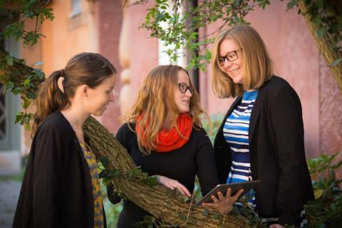 Nu börjar jakten på framtidens kvinnliga ledare