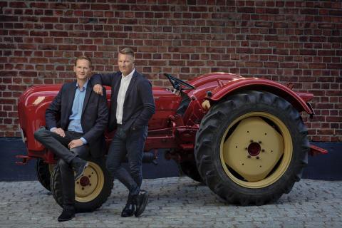 Begagnat är här för att stanna - Klaravik säljer maskiner för 1,5 miljarder