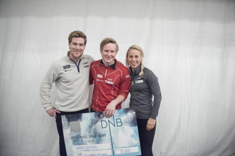 DNB stipend Harald Øygard