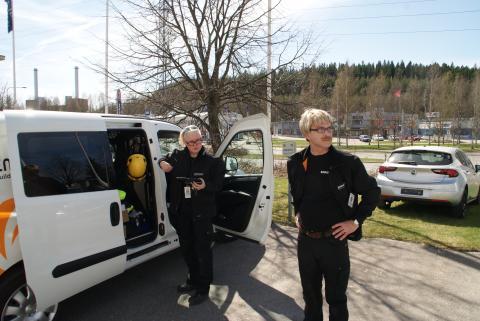 Pomo piilossa Suomi – Ann-Sofi Helinin asiakaspalveluasenne sai kiitosta