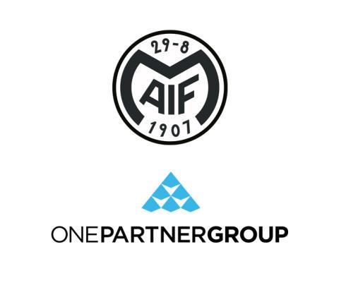 Nytt samarbetsavtal mellan Motala AIF FK Idrottsförening och OnePartnerGroup Östergötland