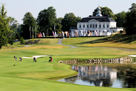 """Nordens största amatörtävling """"Golfhäftet Trophy"""" har avgjorts på Bro Hof GC"""