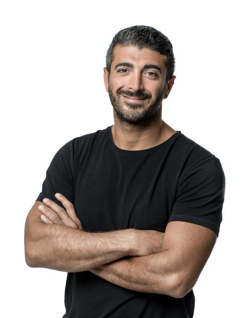 Pedram Kouchakpour ny regionchef i Västra Sverige