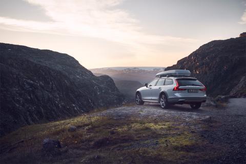 Volvo V90 ligger stadigt kvar på toppen