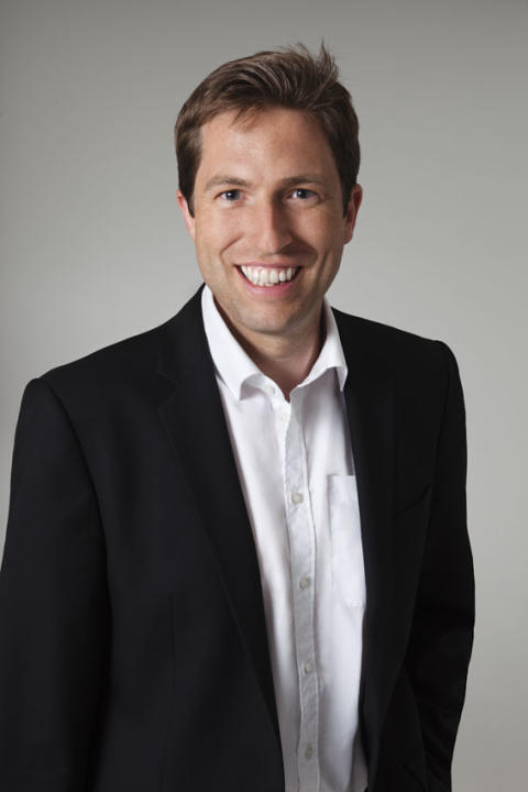 Florian Huber (CEO/Vorstandsvorsitzender)