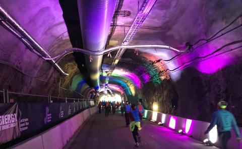 Ytterligare ett succélopp i tunnlarna under Stockholm