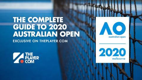 Betting on Australian Open has never been easier!