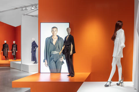 Hermès och Martin Margielas banbrytande samarbete ställs ut på Artipelag