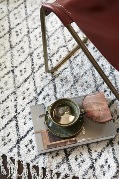 Koppar och kannor för mindfulness-fika