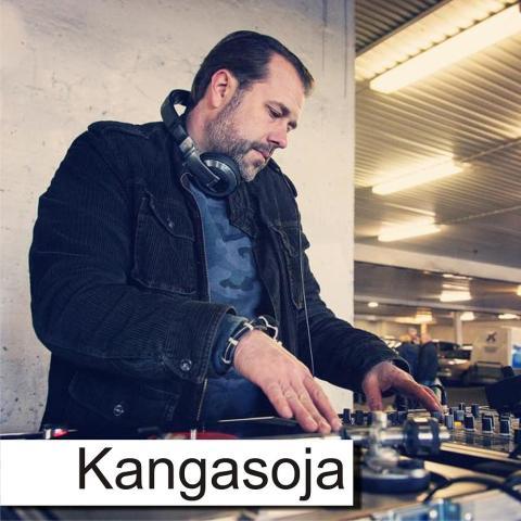 DJ Kangasoja i Lounge, 13/2