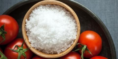 Salt i maten – grunn til bekymring?