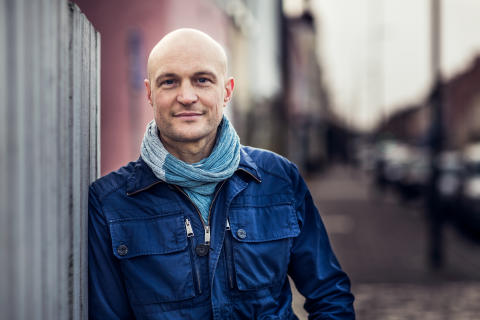 Fredrik Önnevall / Foto: Mattias Ankrah, SVT
