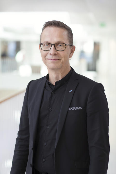 Perjohan Lindfors, vd, Sollentuna Specialistklinik.