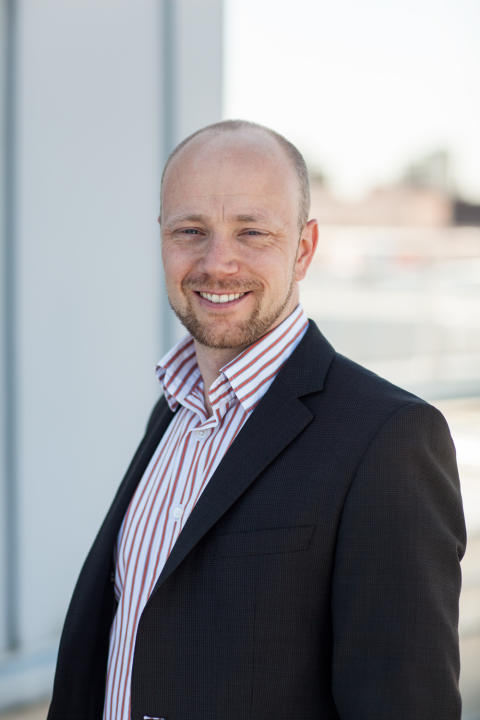 Tobii co-founder, CTO and deputy CEO John Elvesjö