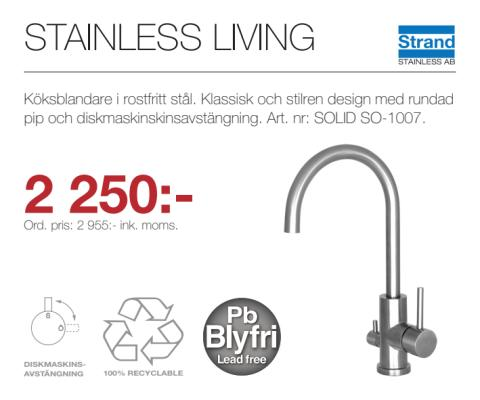 Kampanj - Stainless Living SO-1007