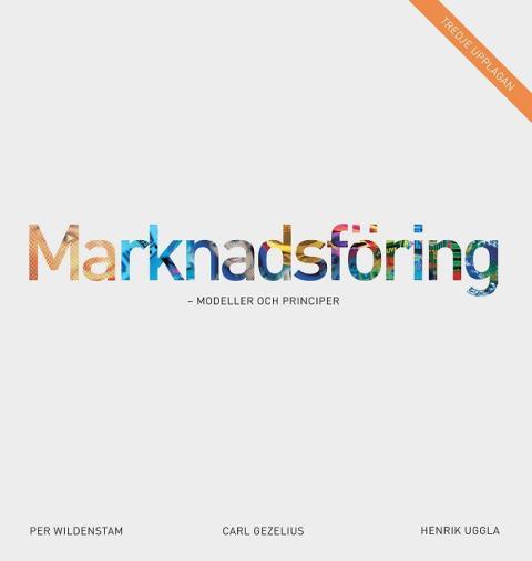 Det senaste inom varumärken samlat i boken Marknadsföring!