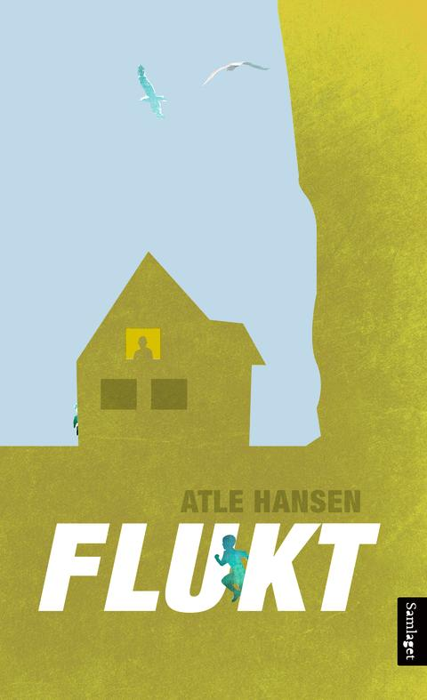 Atle Hansen skriv om asylbarn i ny spenningsbok for ungdom