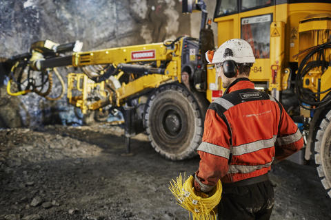 Veidekke får nytt tunneluppdrag av Stockholm Vatten och Avfall