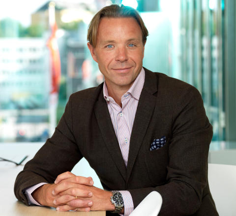 Patrik Attemark blir ny administrerende direktør og konsernsjef i Semantix