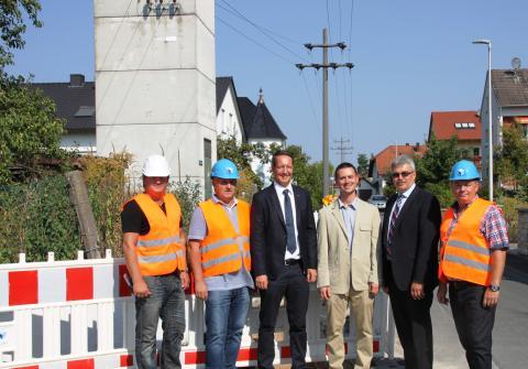 Rund 38,5 Millionen Euro für Baumaßnahmen im Netzcentergebiet Bamberg