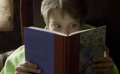 Barn och böcker och nya världar på Skansen