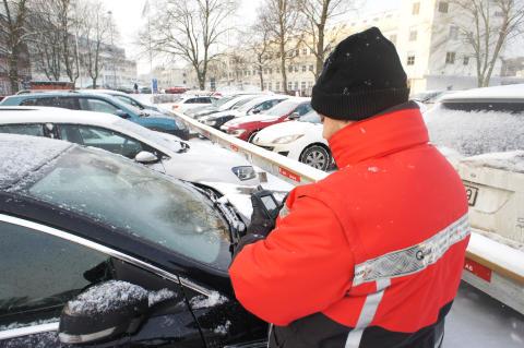 Karlstad kommun anlitar Q-Park för kommunens parkeringsövervakning