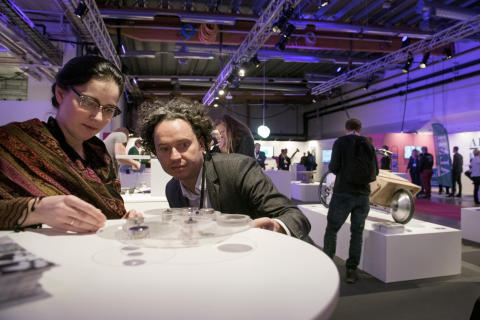 Diana Drewes and dr Sascha Peters, Haute Innovation