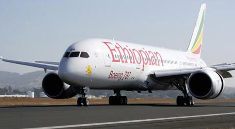 Non-stop service to Stockholm Arlanda with Ethiopian Airlines