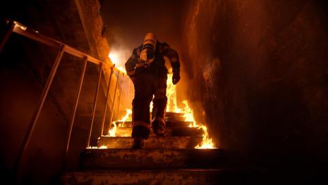 Brandsäkerheten i fokus när Länssjukhuset Ryhov byggs ut