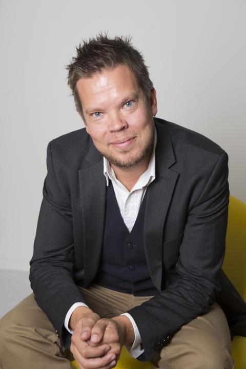 Jørn Korbi, utviklingsdirektør i MTG Ignite