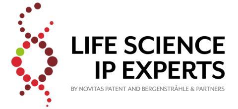 Novitas Patent och Bergenstråhle & Partners lanserar unik satsning mot Life Science-industrin