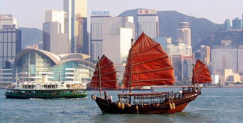 Studieresa med Samhällsbyggarna till Hongkong 5-12 nov 2016