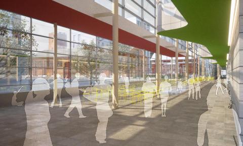 Akademiska Hus bygger nya KMH