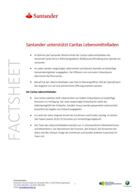 Factsheet_Caritas Lädchen_Santander-Woche 2016