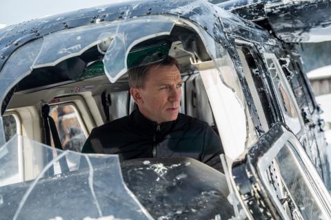 Senaste Bondfilmen Spectre toppar C Mores filmsommar