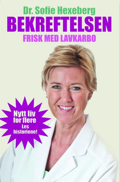 Ny bok bekrefter at lavkarbokost kan gi bedre helse