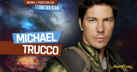 "FedCon 2018: Michael Trucco verstärkt die ""Battlestar Galactica Reunion"""