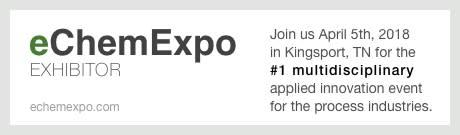 eChem Expo, Kingsport, TN, April 5, 2018